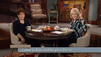 Called to Rule and Reign in Christ