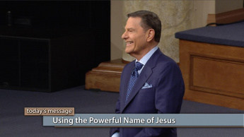 Using the Powerful Name of Jesus