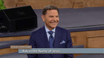 Ask, in the Name of Jesus