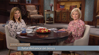 Total Reliance on Jesus