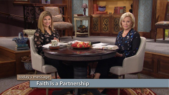 Faith Is a Partnership