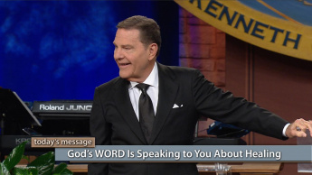 God's WORD Is Speaking to You About Healing