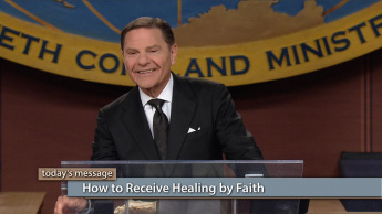 How to Receive Healing by Faith