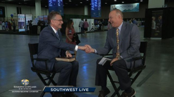 "2018 Southwest Believers' Convention: ""Southwest Backstage"" (8:00 a.m.)"