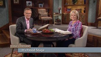 It's Flood Stage