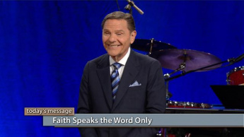 Faith Speaks The WORD Only