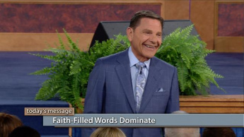 Faith-Filled Words Dominate