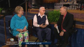 2018 Orlando Victory Campaign: Orlando Backstage (8:30 a.m.)