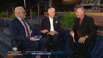 2018 Orlando Victory Campaign: Orlando Backstage (6:30 p.m.)