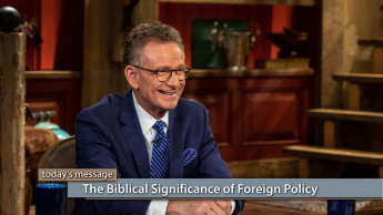 The Biblical Significance of Foreign Policy