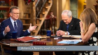 America Needs God's Economy