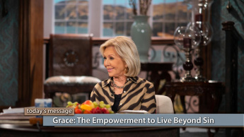 Grace: The Empowerment to Live Beyond Sin