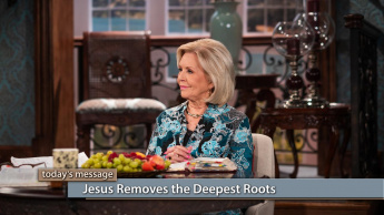 Jesus Came to Remove the Deepest Roots