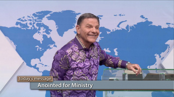 Anointed for Ministry