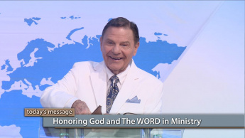 Honoring God and The WORD in Ministry