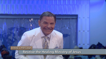 Receive the Healing Ministry of Jesus