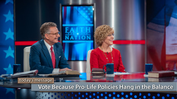 Vote Because Pro-Life Policies Hang in the Balance
