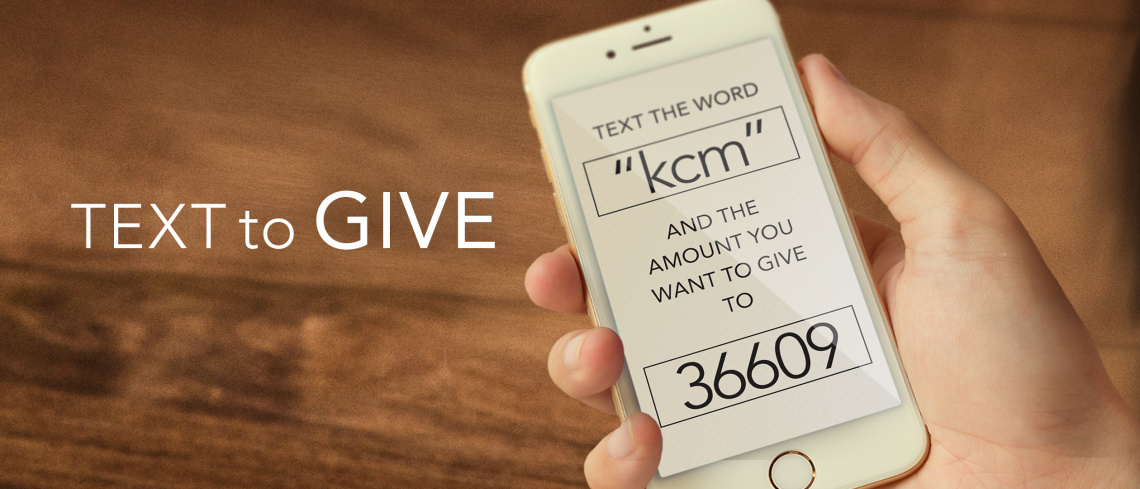 text to give kenneth copeland ministries