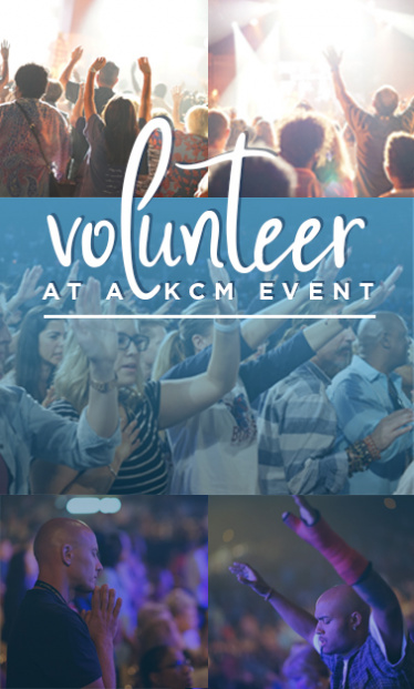 KCM Volunteer Opportunities