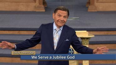 We Serve a Jubilee God